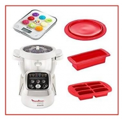 Companion Moulinex YY2970FG + kit patisserie