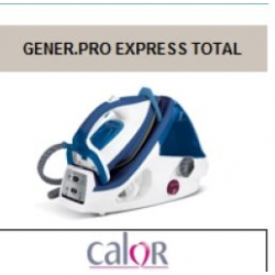Centrale vapeur Pro Express Total GV8932C0