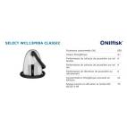 Aspirateur Nilfisk Select WCL13P08A