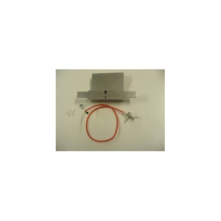 Electrode + support cosse ronde barbecue Campingaz 74822