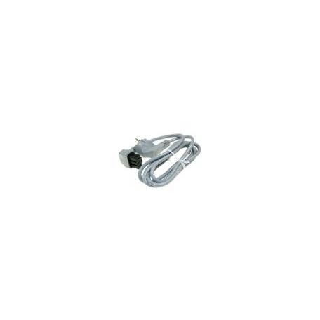 Cordon alimentation 1.7M lave vaisselle Bosch 00645033