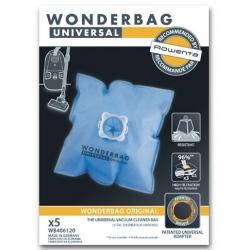 Sacs aspirateur wonderbag WB406120