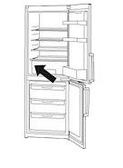 plaque signalétique frigo